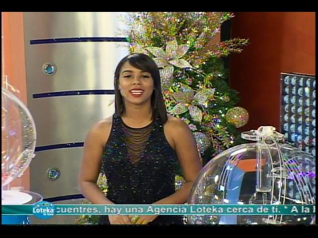 Loteka Lotería Electrónica Sorteo 7:00 PM 06-12-2019