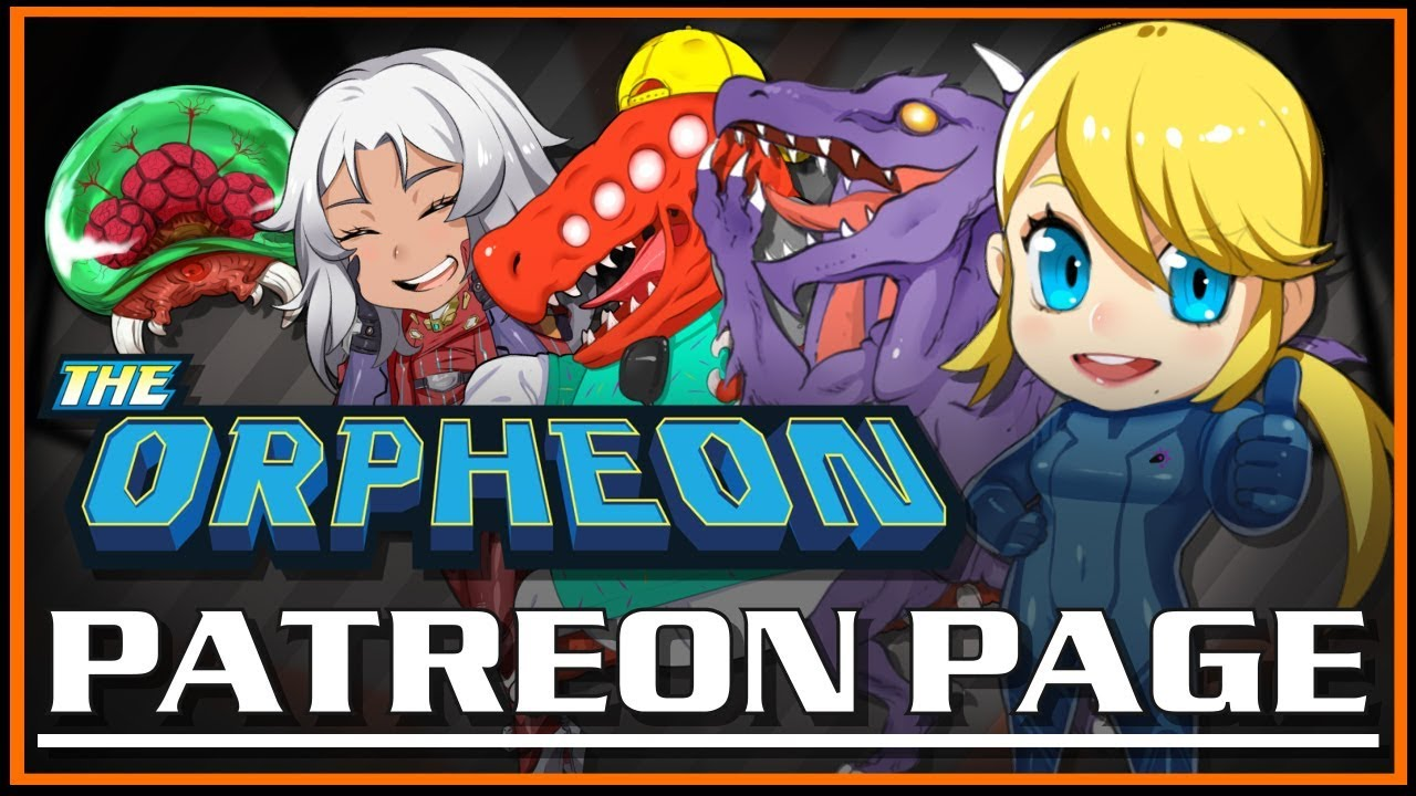 Orpheon Patreon - Thank you for taking me into consideration https://www.patreon.com/orpheon