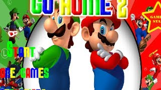 Mario And Luigi Go Home 2 Level1-8 Walkthrough