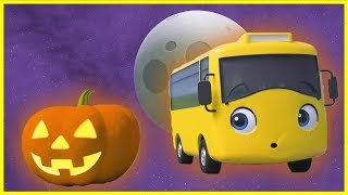 Halloween Don't Be Scared - No More Tears | Go Buster | Baby Cartoons | Kids Videos | Single