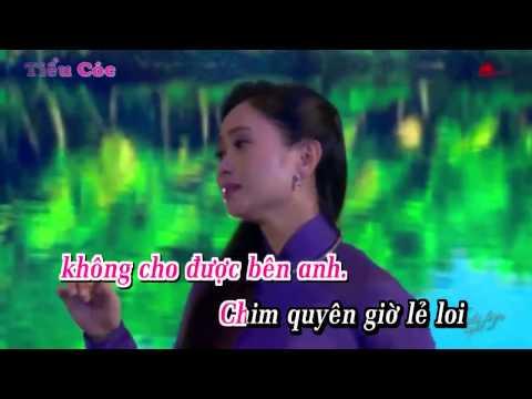 TRACH AI BAY GIO TRUNG HAU ft KHUU HUY VU Karaoke full Beat