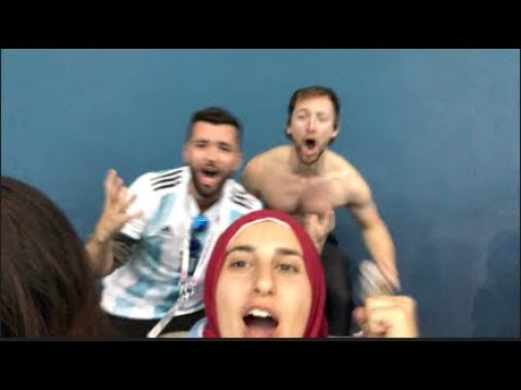 FIFA WORLD CUP RUSSIA 2018  (St Petersburg Edition Part 3)