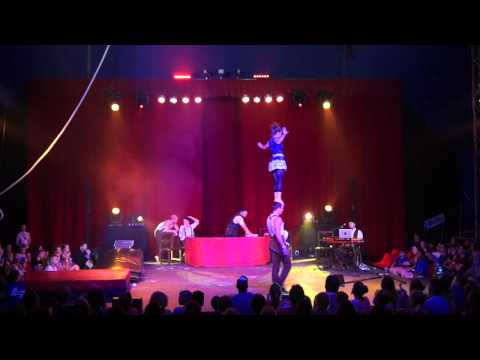 Circus Artists | hand to hand + adagio | Melbourne