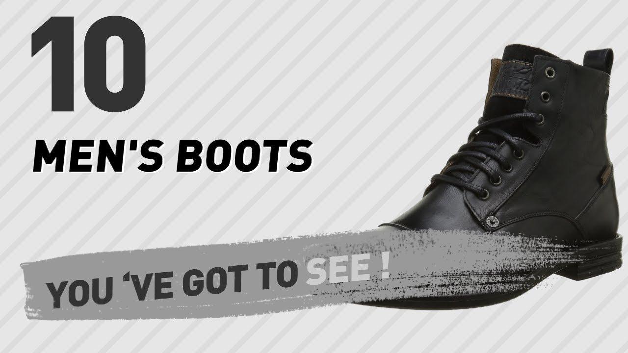 a985d7c325c Levi's Men's Boots // UK New & Popular 2017