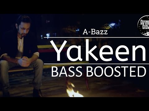 Aabhaas anand Yakeen official bass bossted song