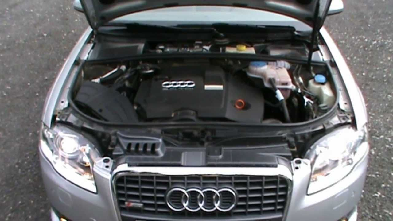 2007 Audi A4 2 0 Tdi Dpf S Line Review Start Up Engine And In Depth Tour You