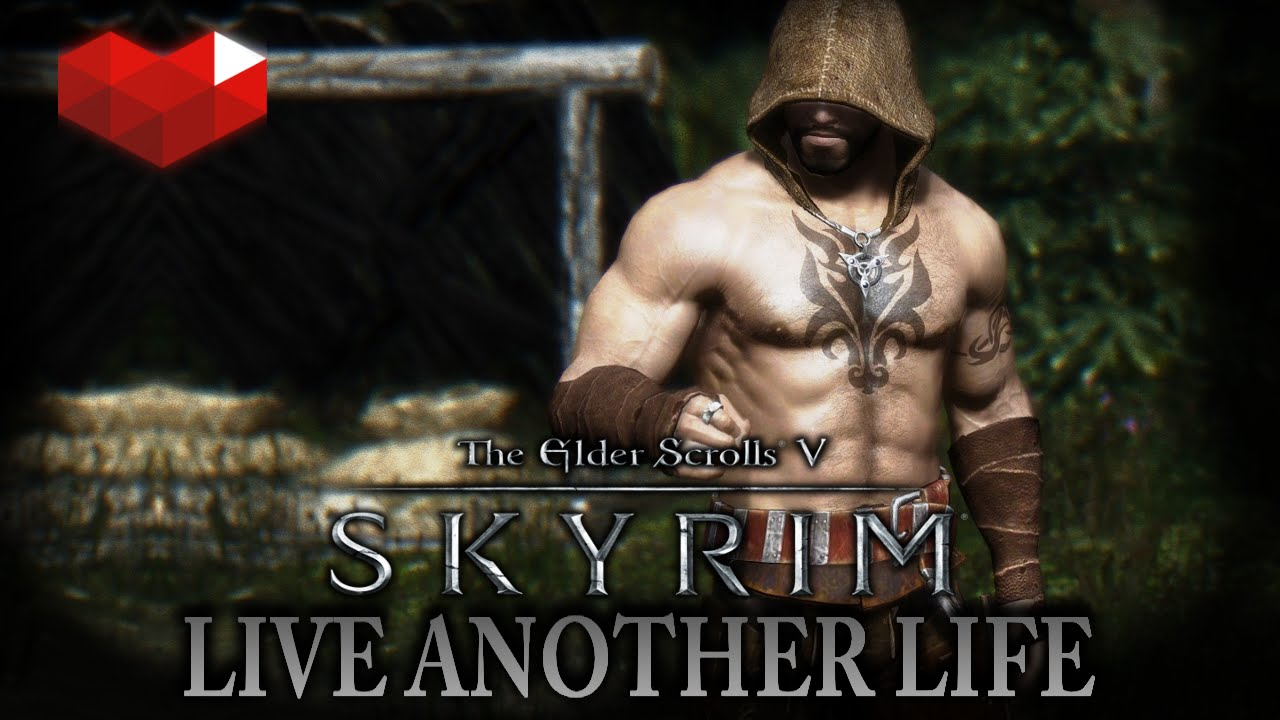 skyrim how to uninstall live another life