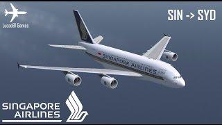 FSX - The First A380