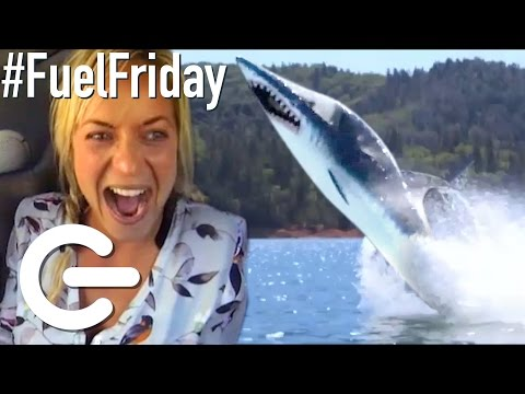 The Seabreacher X - The Gadget Show #FuelFriday