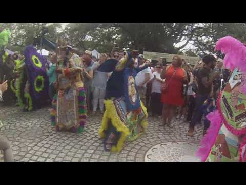 New Orleans Congo Square Rhythms Festival 2017