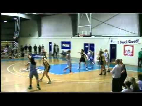 U18 National Basketball Championships, WA Metro V NSW Metro Women, 14/4/14