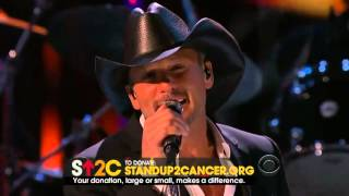 Tim McGraw - Stand Up To Cancer