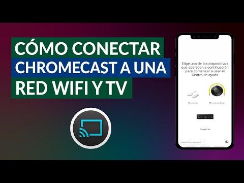 ¿Cómo Instalar y Conectar Chromecast a una Red WIFI o TV? - Guía Paso a Paso