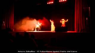 Arturo Zeballos - El Tulumbano - (gato)