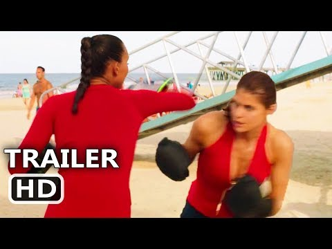 "BAYWATCH ""Boxing"" TV Spot + Clips (2017) Alexandra Daddario, Zac Efron Funny Movie HD"
