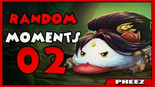 Random Moments | EP-02 | League of Legends