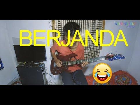 Bercanda-Elvi Sukaesih (Guitar Cover) Instrument By Hendar