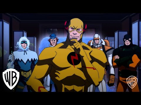 Justice League - The Flashpoint Paradox - Rogues & Thawne