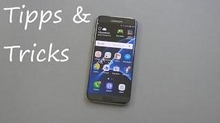 16 Tipps & Tricks: Samsung Galaxy S7 & Galaxy S7 edge (deutsch)