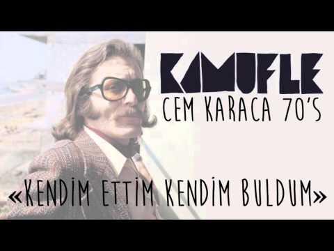 Kamufle Instrumental - Cem Karaca - Kendim Ettim Kendim Buldum (Edit)