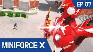 [MiniforceX] Episode 07 - The Suspicious shoes