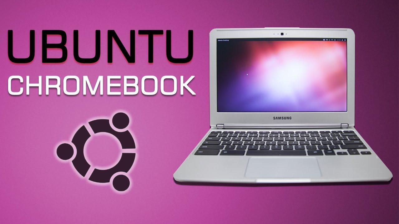 on how chromebook ubuntu to samsung