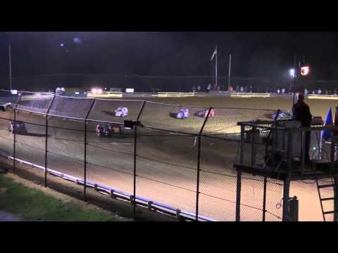 Tyler County Speedway Mod Lite Feature 4-16-2016