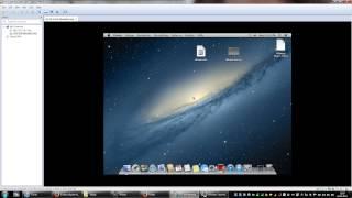 Install VMware Tools in OS X 10.8 & change resolution [German] / VMware Tools installieren