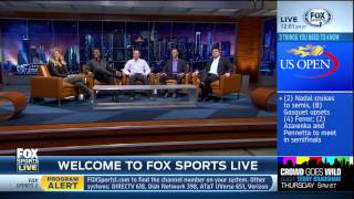 FOX Sports LIVE - Chael Sonnen