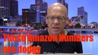 "Amazon ""growth"" numbers misleading"