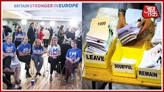 BREAKING NEWS: Britain Votes To Leave The European Union