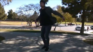 Daryl Lew | Jacquees Come Thru Dance Cover @Eric Harleston