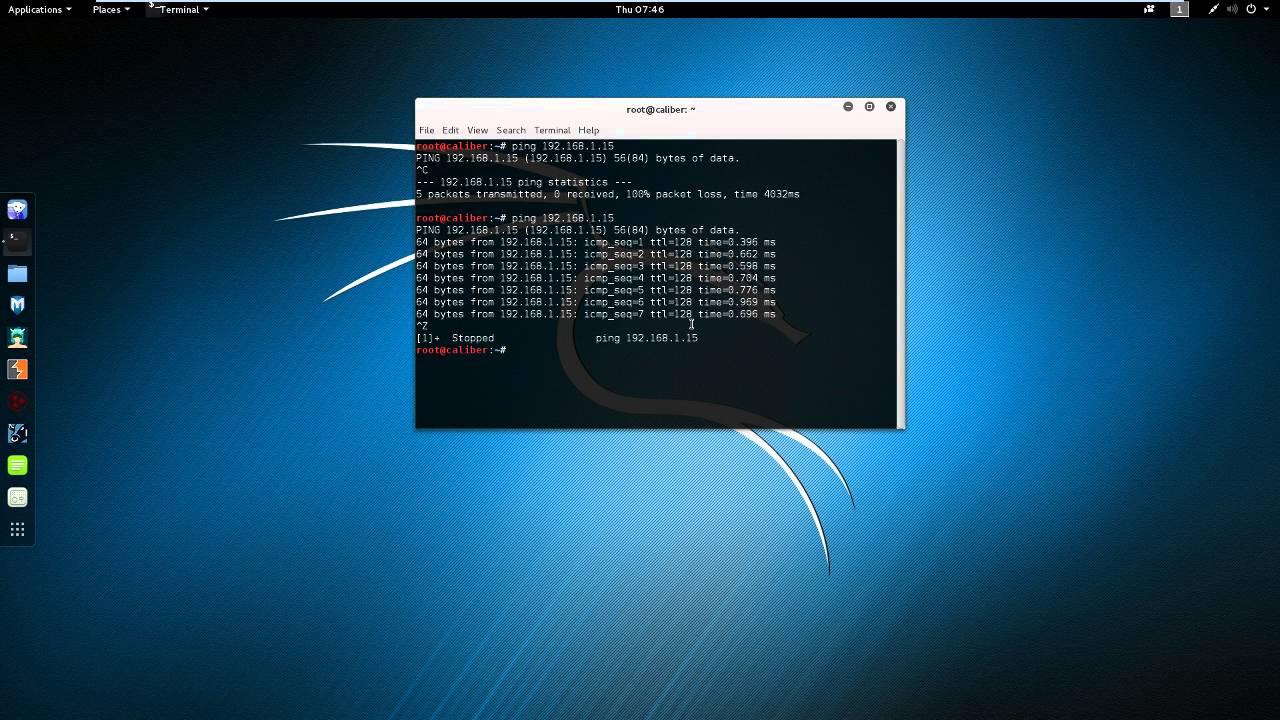קורס Wireshark   ביצוע MITM באמצעות ArpSpoof