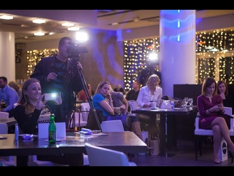 35. Business Café u Zagrebu - cijela snimka