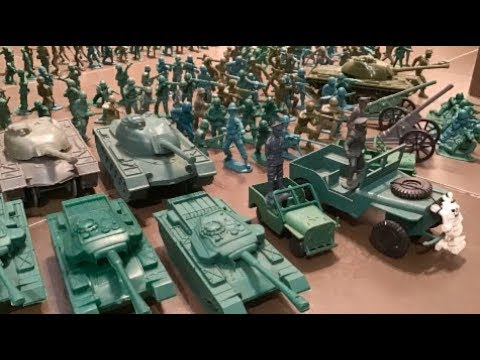 Army Men Vs Lego 2: Part 1   The General