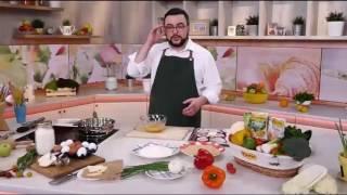 Цибулеві кільця в клярі - рецепти Сенічкіна