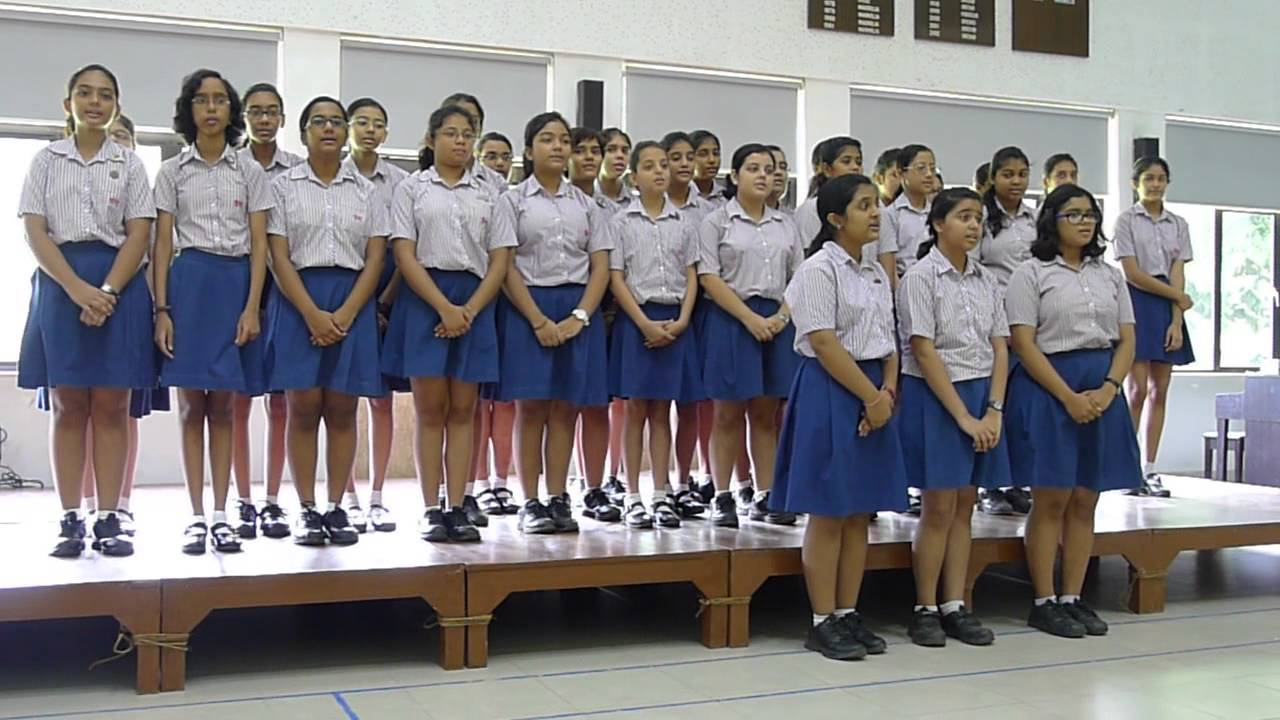 Fusion Song By Modern High School, Calcutta For A Cultural