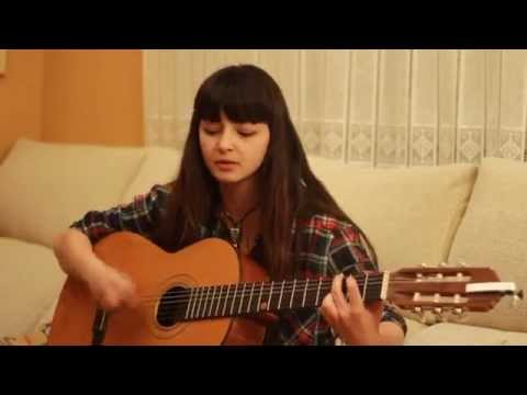 Ross Copperman - Holding on and letting go (Sara Martiño acoustic cover)