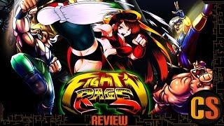 FIGHT'N RAGE - PS4 REVIEW (Video Game Video Review)