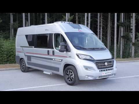 Camper Adria Twin 2017 - Caravaning K2