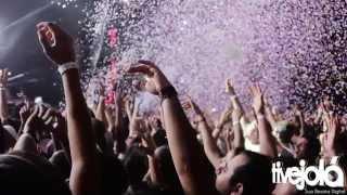 David Guetta Show em Uberlândia MG 15-01