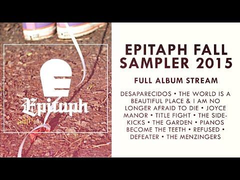 Epitaph Fall Sampler 2015