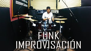 Funk | Yamaha Stage Custom | David Guerrero