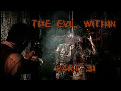 The Evil Within-Gameplay-Part 31-Walkthrough (Death Maze and Military Turret Fun!!)