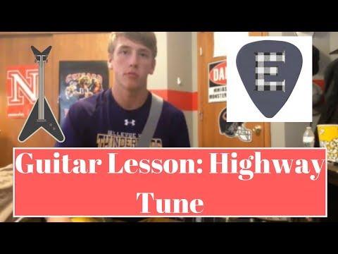 How To Play : Highway Tune by: Greta Van Fleet
