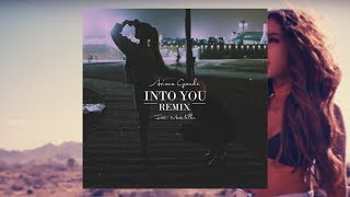 Gambar cover Ariana Grande - Into You (Remix) (Ft.Mac Miller)
