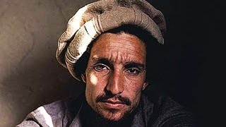 Meeting Ahmad Shah Massoud