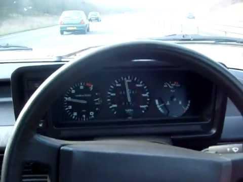 1982 Audi 200 Turbo Type 43 C2 Youtube