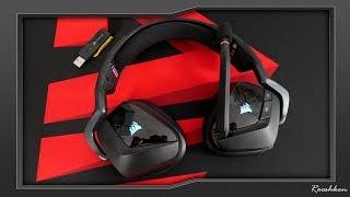 Corsair Void RGB Elite Wireless - Słuchawki bezprzewodowe dla graczy