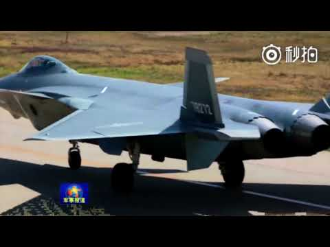 China's latest J-20 stealth fighters commissioned into air force